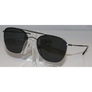 New Giorgio Armani Gunmetal Sunglasses